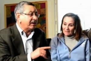 Rahats arabischer Bürgermeister, Talal al-Krenawi